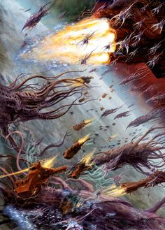 Flesh Tearers,Blood Angels,Space Marine,Adeptus…