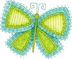 Mixed Butterflies Theme