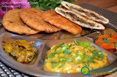 Qeema Kachori with aloo tarkari  555