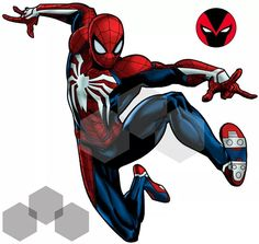 Spiderman Insomniac Games marvel avenger alliance by on DeviantArt Marvel Dc Comics, Marvel Avengers Alliance, Marvel Heroes, Mcu Marvel, Spiderman Art, Amazing Spiderman, Spiderman Costume, Comic Book Characters, Comic Character