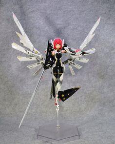 Frame Arms Girl, Cool Robots, Robot Girl, Hero Costumes, Anime Dress, Resin Art, Sculpture Art, Art Reference, Action Figures
