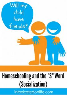 Learn how to make sure your child can be a well socialized homeschooler! @ IntoxicatedOnLife.com #Socialization #Homeschooling