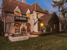 1931 brick Tudor house - Englewood, CO