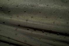 KN18 0419-215 Voile Dobby Chiffon donker legergroen