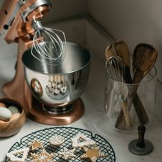 COPPER OMG Custom Metallic Series 5 Qt. Tilt-Head Stand Mixer