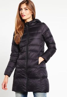 LTB OLANEH - Down coat - black for with free delivery at Zalando Black Noir, Stunningly Beautiful, Down Coat, Winter Season, Dress To Impress, Ltb Jeans, Winter Jackets, Female, Stylish