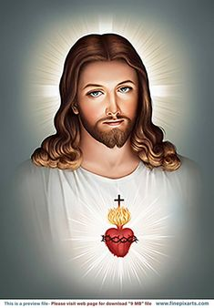Jesus Pictures Hd, Pictures Of Jesus Christ, Religious Pictures, Jesus Images Hd, Jesus Pics, Miséricorde Divine, Divine Mercy Image, Divine Mercy Jesus, Jesus Christ Painting