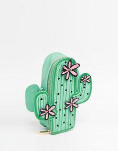 Imagen 2 de Bolso bandolera con cactus exclusivo de Skinnydip