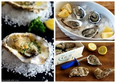 AUSTERN / OYSTERS