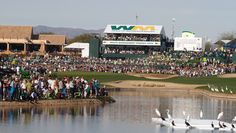 The Phoenix Open began in 1932, but due to lack of local support, the tournament was discontinued after the 1935 event. The tournament was revived thanks to the energy and vision of one man, Bob Goldwater, Sr.. Goldwater, an avid golfer, cajoled his fellow Thunderbirds into running the event, and his persuasive manner was successful. So in 1939, Bob Goldwater's new fledgling golf tournament was the official rebirth of the Phoenix Open.