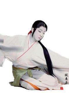 Bando Tamasaburo, Kabuki Star, Living National Treasure of Japan Nagoya, Osaka, Japanese Costume, Japanese Kimono, Japanese Girl, Sapporo, Yokohama, Kyoto, Noh Theatre