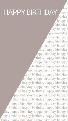 Happy Birthday Posters, Happy Birthday Frame, Happy Birthday Wallpaper, Photo Instagram, Instagram Blog, Instagram Story Ideas, Birthday Captions Instagram, Birthday Post Instagram, Happy Birthday Template