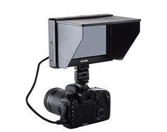 7'' HD on Camera TFT LCD Video Camera DSLR Monitor VGA//HDMI/DVI Input 1280x800 in Cameras & Photography, Camera & Photo Accessories, Other Camera Accessories | eBay