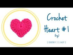 Crochet Heart #1 (big)