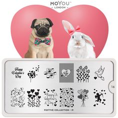 MoYou-London Stamping Festive