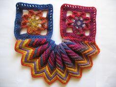 Ravelry: virkkaaja's Henni´s scarf Ravelry, Projects, Log Projects, Blue Prints