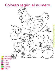 Educación Preescolar: Pensamiento matemático, colores y formas