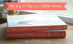 Just starting out on Trim Healthy Mama? Simple advice to get you started in the right direction. www.TrimHealthyMama.com