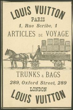 LV Advertisement 1887
