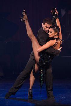 Sadler's Wells Theatre - Tango Fire - Flames of Desire; The Peacock 27 Jan - 14 Feb 2015