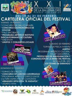 Festival Internacional de la Ballena Gris Puerto San Carlos, 19-feb, Puerto San Carlos, Puerto San Carlos