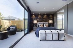 Bolton Masterton masterbedroom by Simonds Homes Simonds Homes, Master Plan, Entry Doors, Building A House, Master Bedroom, New Homes, Living Room, Interior Design, Masters