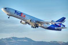 FedEx McDonnell Douglas MD-11(F)   Flickr - Photo Sharing!