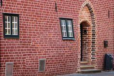 Lüneburg: Das schwangere Haus
