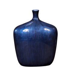 Cobalt Blue Vase