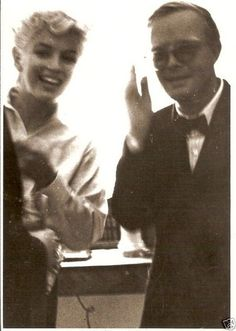 Marilyn and Truman