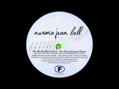 Norma Jean Bell - I'm The Baddest Bitch (In The Room) (Moodymann Mix)
