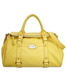 Nine West Handbag, Ice Cream Social Medium Foldover Satchel - Satchels - Handbags & Accessories - Macy's