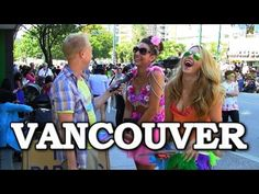 Joe Goes to CANADA: Vancouver (~NSFW)   I Backpack Canada