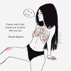 Self discovery is crucial for happiness. I live by certain reminders that help me remain positive. Goal Quotes, Words Quotes, Life Quotes, Sayings, Self Love Tattoo, Feminist Art, Dope Art, Some Words, Aesthetic Art