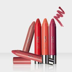 Colour your lips - in the softest of ways - with the new Colour Soft Lipstick from The ONE! With its retractable jumbo pencil (no need to sharpen), each application leaves your lips perfectly quenched with a luscious hint of colour.