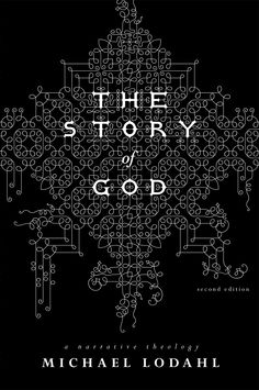 The Font by Marian Bantjes, Design by Arthur Cherry.   The Story of God - Faceout Books