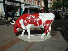 Moosical Cow by Scoobymoo, via Flickr