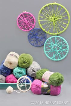 114 Best String Craft Ideas Images On Pinterest