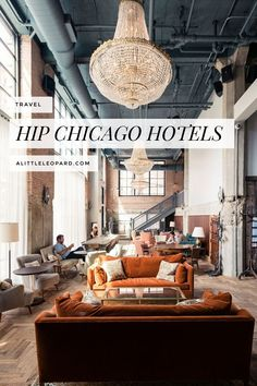 Simeone deary design group projects loews hotels il for Funky hotels chicago