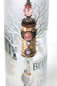 Cute cork ornaments/decorations❣ Kimberly's Blog