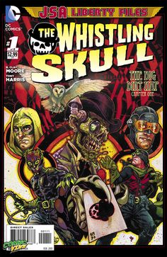 The Whistling Skull | One of the best comic books of 2012
