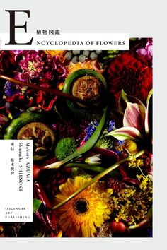 Amazon.co.jp: Encyclopedia of Flowers―植物図鑑: 東信, 椎木俊介: 本
