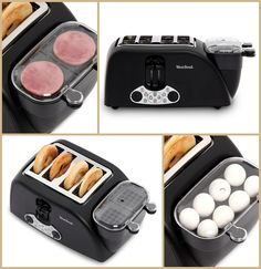 Egg and Muffin Toaster photo