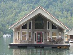 Awesome Floating House