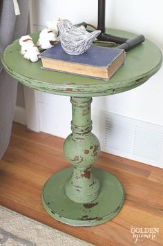 56 best painted end tables images refurbished furniture painted rh pinterest com