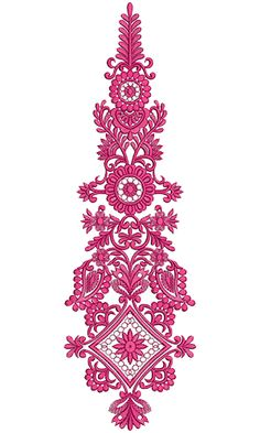 11343 Kali Embroidery Design