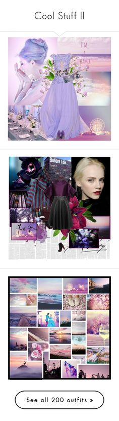 """""""Cool Stuff II"""" by caroline-buster-brown ❤ liked on Polyvore featuring Kess InHouse, Zuhair Murad, Stuart Weitzman, Ted Baker, Prada, GINTA, Vivienne Westwood Red Label, Aquilano.Rimondi, Paul's Boutique and Zara"""