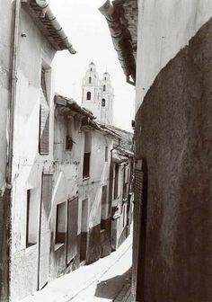 Calle del Castillo, Elda