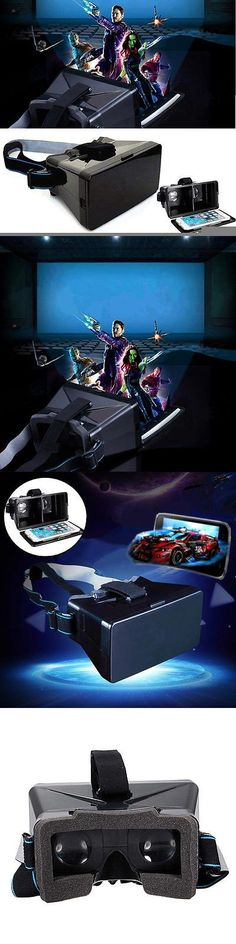 Home Telephone Parts: Universal Virtual Reality 3D Video Glasses For Iphone Android -> BUY IT NOW ONLY: $35.27 on eBay!