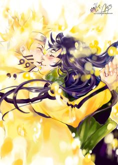 Chapter 615 and 616 is naruhina chapters NARUHINA IS MY FAVORITE NARUTO COUPLE EVER!!!!!!!!!!